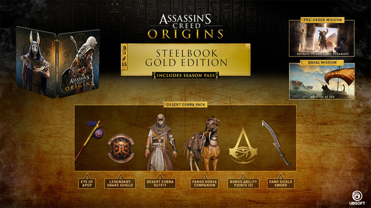 httpswwwmicroplayclcomunicadosimagenes_sitioassassins-creed-origins-gold-edition-xbox-one-contenidojpg