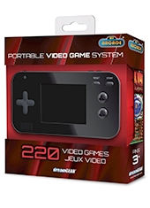 Control Plug and Play 220 Games My Arcade