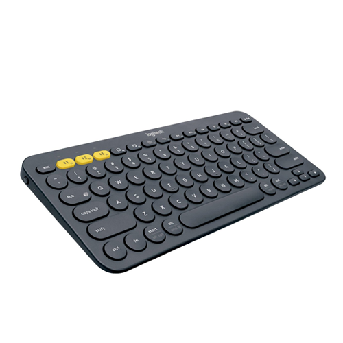 Teclado Bluetooth Multi-Device Negro Logitech