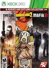 2K Outlaws & Rogues Collection Xbox 360