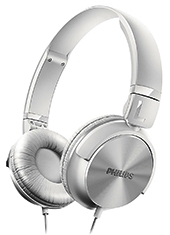 Audifonos DJ Blanco SHL3060 Philips