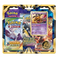 Sobres Cartas Pokemon Giratina 3 Pack TCG