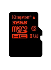 Tarjeta Micro SD 32GB 4K Kingston