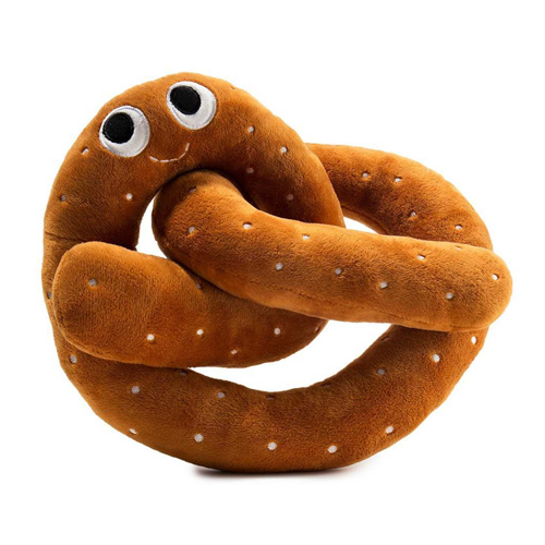 Peluche Yummy World Hans Pretzel Medium