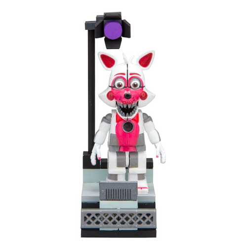 Figura Five Nigths at Freddys Micro Construction Set Serie 2
