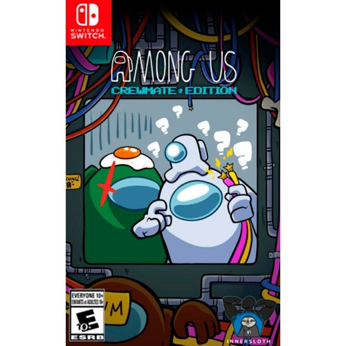 Among Us Crewmate Edition Switch