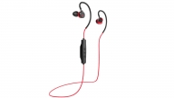 Audífonos In Ear Bluetooth Sport Negro Rojo Havit