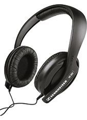 Audífonos Over Ear Negro HD202-II Sennheiser