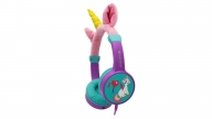 Audífonos Coolkids Unicornio Purpura Monster