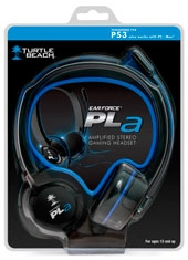 Audífonos Ear Force PLA PS4, PS3, PC Turtle Beach