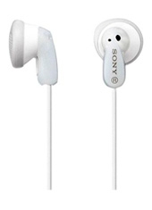 Audifono Fashion Eearbuds MDR-E9 Blanco Sony