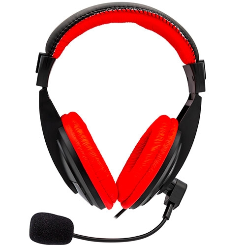 Audífonos Gamer Rojo 550 Monster