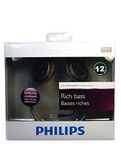 Audífonos Rich Bass SHS5200 Philips