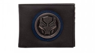 Billetera Black Panther Distressed Bioworld