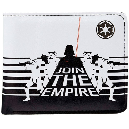 Billetera Star Wars Join The Empire