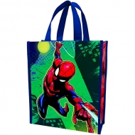 Bolsa Spider Man Small Recycled Shopper Tote