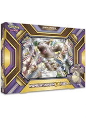 Box Cartas Pokemon Kangaskhan EX TCG