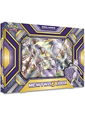 Box Cartas Pokemon Mewtwo EX TCG