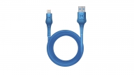 Cable Lightning 1.2M Jelleez Azul Maxell