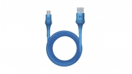 Cable Micro USB 1.2M Jelleez Azul Maxell