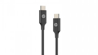 Cable TYPE-C A TYPE-C 1M DHC-TC107 Negro HP