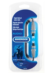 Cable Óptico Digital 2m BAL5602  Bandridge