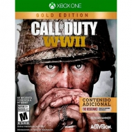 Call Of Duty WWII Gold Edition Xbox One
