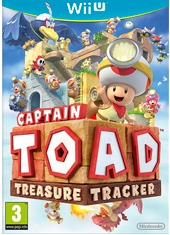 Captain Toad Wii U
