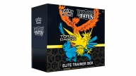 Cartas Pokemon Hidden Fates Elite Trainer Box Ingles TCG