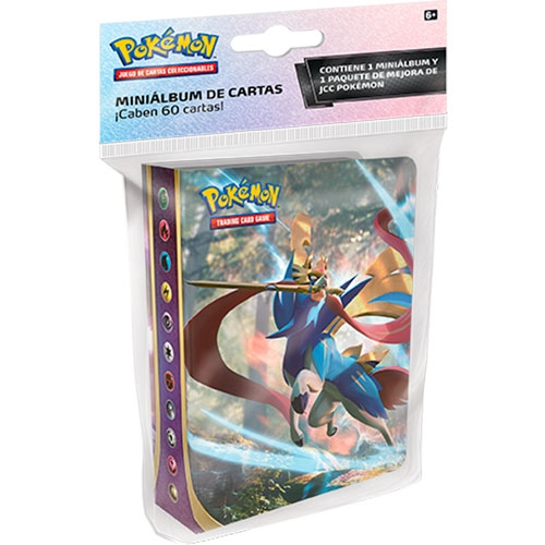 Cartas Pokemon Sword & Shield Mini Portfolio Español TCG