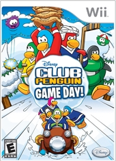 Club Penguin Game Day Wii