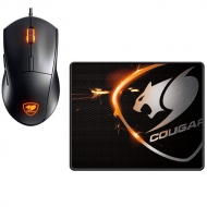 Combo Mouse Minos XC + Mousepad XC Cougar