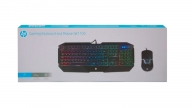 Combo Teclado Mouse Gamer GK1100 HP