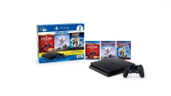 Consola PS4 1TB Mega Pack 15