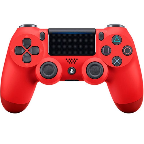 Control Dualshock 4 PS4 Magma Red