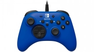 Control Nintendo Switch Wired Horipad Blue