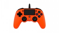 Control PS4 Wired Compact Orange Nacon