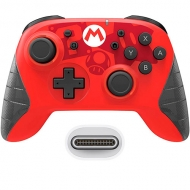 Control Switch Wireless Horipad Mario Type-C