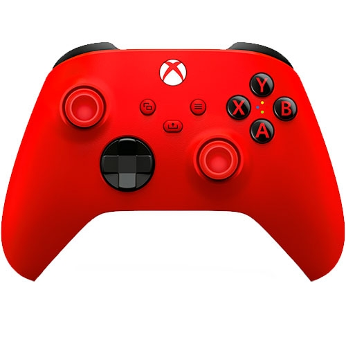 Control Xbox Series X Pulse Red