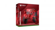 Control Xbox Series X Red Cammo