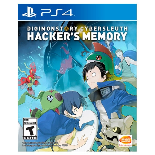 Digimon Story Cyber Sleuth: Hackers Memory PS4