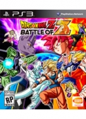 Dragon Ball Z Battle of Z PS3