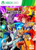 Dragon Ball Z Battle of Z Xbox 360