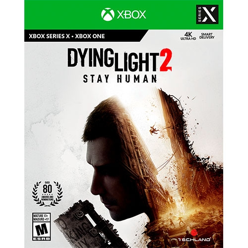 Dying Light 2 Stay Human Xbox One