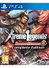 Dynasty Warriors 8 Xtreme Legends PS4