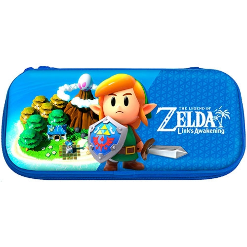 Estuche Nintendo Switch Hard Pouch Zelda Links Awakening Hori