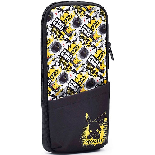Estuche Switch Slim Pouch Hori Pokemon Pikachu