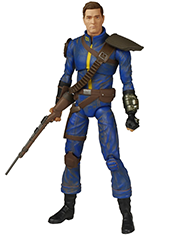 Figura Legacy Action Fallout Lone Wanderer Funko