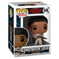 Funko POP! Stranger Things S2 Lucas GhostBuster