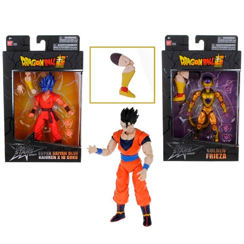 Figura 17 CM. Dragon Ball Z Super Serie P Bandai